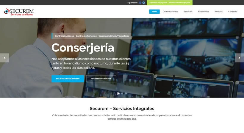 Web Securem